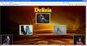 Delizia - модные сапожки, туфли, босоножки